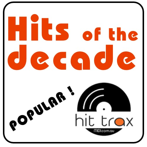 Top of the charts MIDI Files by Hit Trax