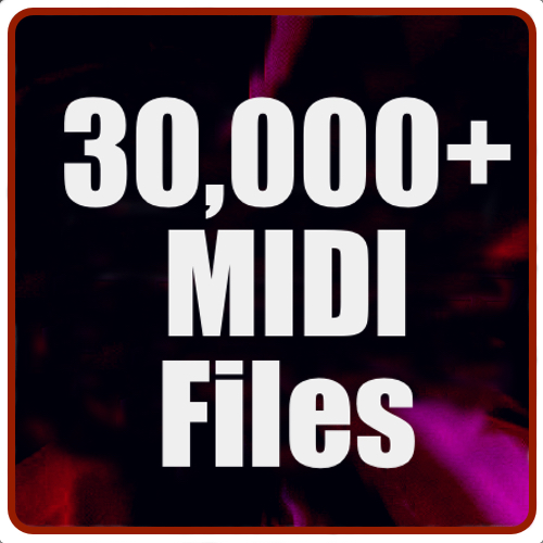 MIDI Files by Hit Trax